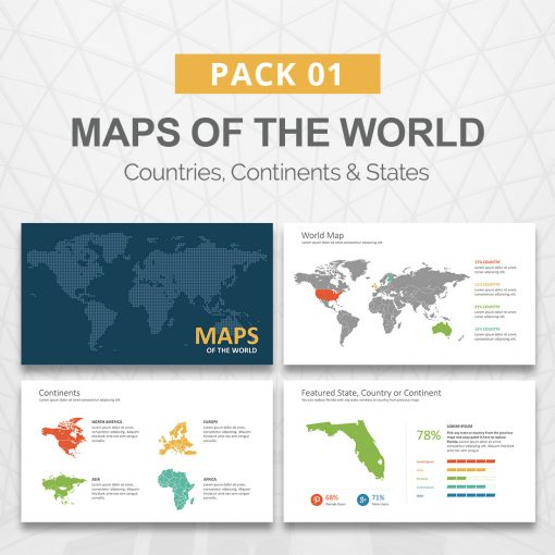 Maps for PowerPoint