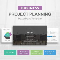 Project planning PowerPoint