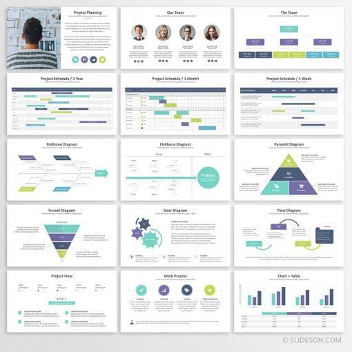 Startup pitch deck - Slides 01