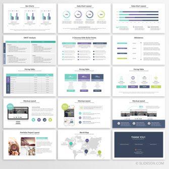 Startup pitch deck - Slides 02
