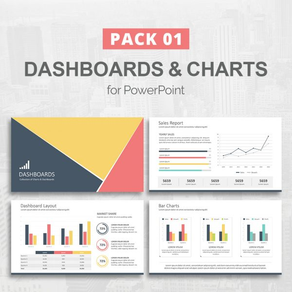 PowerPoint dashboards