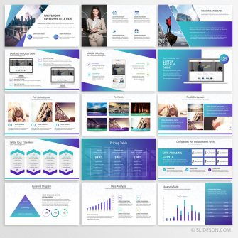 Gradient PowerPoint