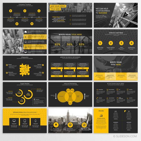 PowerPoint business presentation