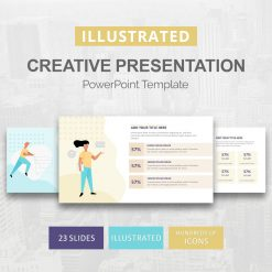 Illustrated PowerPoint Template