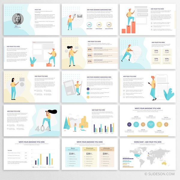 Illustrated PPT