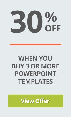30% off PowerPoint Templates